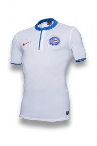 Nova camisa do Bahia para a temporada 2013 - http://www.colecaodecamisas.com/nova-camisa-do-bahia-para-a-temporada-2013/