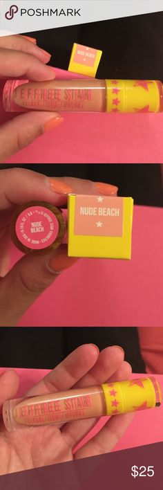Jeffree Star Nude Beach Jeffree star nude beach limited edition Jeffree Star Makeup Lipstick