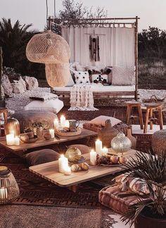 Westwing i wnętrza inspirowane podróżami✈ - PLN Design Morrocan Decor, Moroccan Theme, Beach Picnic, Fall Picnic, Beach Bars, Outdoor Living, Outdoor Decor, Backyard Patio, Event Decor