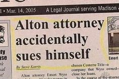 Image detail for -Funny Headlines