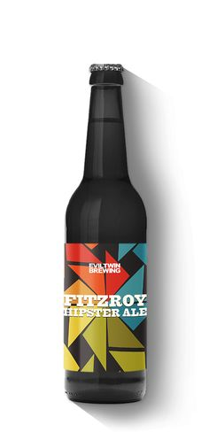 Fitzroy Hipster ALe - Evil Twin Brewing