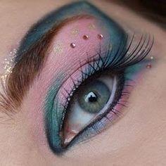 DIY Halloween Makeup : Butterfly