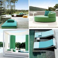Our gorgeous new Flat Out Collection http://www.uniquefabrics.com/flatout