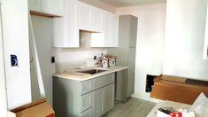 Appliances ready to be put in. Vestavia Hills, Hardwood Floors, Flooring, Apartments, Kitchen Cabinets, Appliances, Bath, Bedroom, Storage