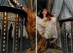 Talitha Gettyesque.   From the Vogue Archives: Istanbul Sojourn Vogue May 1970
