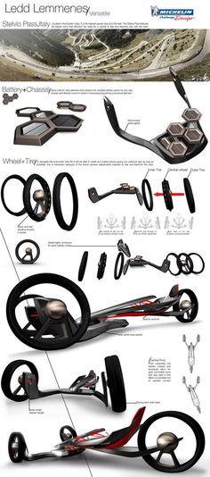 Michelin Challenge Design 2015 for CCS: the winners - Car Body Design