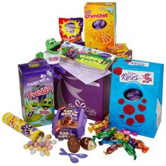 Cadbury essential easter hamper chicken eggs easter and egg cadbury happy easter gift buy new 2000 uk ireland only negle Gallery