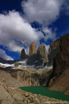 The Towers 2, Torress Del Paine, Chile