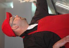 Session de photo en 2010: Stéphane au service
