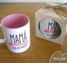 Una taza especial para nuestra favorita de la casa: #mama