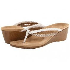 3a55062bed3d Vionic Orthaheel Natural Ramba Wedge - Women s
