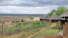 Olifants Camp is situated on top of a hill, overlooking the life giving waters of the Olifants River in the Kruger National Park, South Africa Kruger National Park, National Parks, Visit South Africa, Thatched Roof, Game Reserve, Places Ive Been, Places To Visit, Country Roads, Adventure