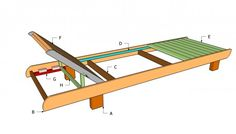 Lounge Chair Plans | Free Outdoor Plans - DIY Shed, Wooden Playhouse, Bbq, Woodworking Projects