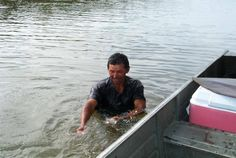 What to Do If You Fall Out of a Small Fishing Boat