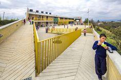 Galería de Institución rural Chaparral / Plan:b arquitectos - 1