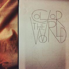 fia lotta jansson: lettering