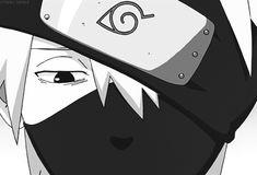 Naruto » <3 » GIF | Young Kakashi | #kakashi
