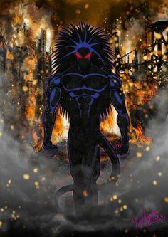 Blackheart | Blackheart/Ghost Rider | Pinterest