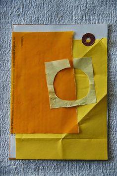 Papiercollage vom Blog mir geht ein Licht auf: Mai 2015