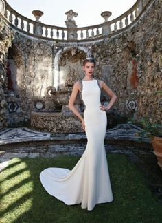 The Elegance of Tarik Ediz Haute Couture 2015 - Be Modish Wedding Dress Sewing Patterns, Evening Dress Patterns, Making A Wedding Dress, Classic Wedding Dress, Evening Dresses, Prom Dresses, Formal Dresses, Wedding Dresses, Pageant Gowns