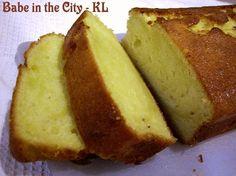 Tropical Durian cake
