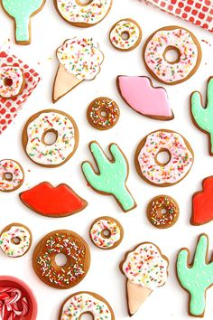 Cut-out Cookies!