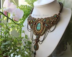 Necklace the Key to the heart of the sea necklace от ElenNoel
