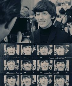 George Harrison is a beautiful human being