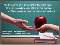 Quote from CNN interview with Deanna Jump. Click to read!