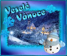 Vánoční přání - Obrázková přání Christmas And New Year, Merry Christmas, Advent, Celebrity, Animation, Humor, Photos, Weaving, Merry Christmas Background
