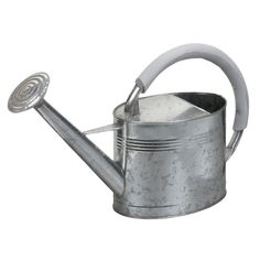 1.75Gal Watering Can Galvanized