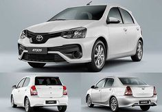 O Toyota Etios  Chega Ao Mercado Com Pequenas Mudancas Visuais Novas Versoes O