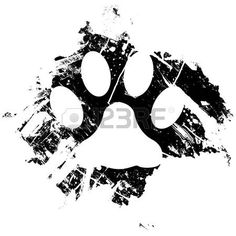 Find Grunge Pet Cat Paw Print Can stock images in HD and millions of other royalty-free stock photos, illustrations and vectors in the Shutterstock collection. Dna Kunst, Dna Art, Social Media Art, Tiger Paw, Cat Paw Print, Cat Paws, Beautiful Tattoos, Vector Art, Royalty Free Stock Photos