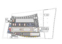 Public Library Amsterdam,Floor Plan