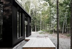 Chalet GRAND PIC par APPAREIL architecture - Journal du Design