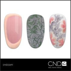 We are loving the soft shades and stunning designs from our Spring Flora & Fauna Collection! See these looks and more at www.cnd.com/products/flora-fauna-collection!