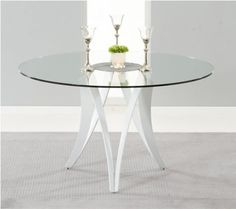Round Glass Tables glass sizes for chairs around a table recommended number of chairs