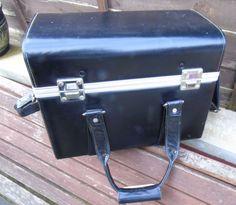 Vintage ASTRON JAPAN Hardcase Camera bag case for camera kit SLR DSLR- storage | eBay
