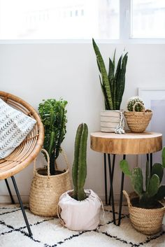 3 Easy Planter Ideas (When You're Too Lazy To Repot is part of Easy home decor - Hey guys! Sharing little plant hack that I use when I want my plants to look great, but can't be bothered to repot them Read on to see 3 easy planer ideas! Living Room Decor, Bedroom Decor, Bedroom Green, Bedroom Ideas, Living Rooms, Bedroom Plants, White Bedroom, Apartment Plants, Apartment Ideas