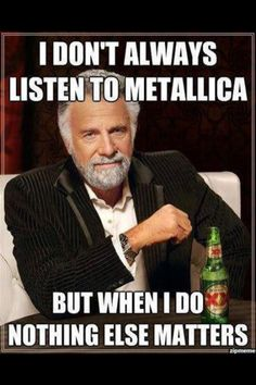 Metallica- Nothing Else Matters
