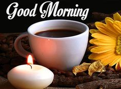 nice  good morning tea pic Good Morning Coffee Images, Good Morning Tea, Free Good Morning Images, Good Morning Wishes, Hot Coffee, Coffee Time, Coffee Cups, Coffee Photography, Morning Greeting