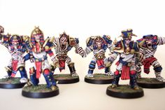 Painted Khemri Blood Bowl team (Willy Miniatures) | eBay