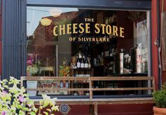 The Cheese Store of Silverlake  3926 West Sunset Boulevard, Los Angeles, CA 90029 USA  Telephone: [877] 644.7511   [323] 644.7511