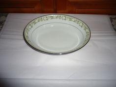 """Vintage 1970's Noritake China Princeton Pattern 9.50"""" Oval Vegetable/Serv. Bowl. #Noritake"""