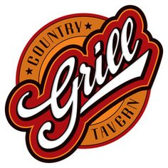Buy Grill Hand Lettering Design (vector) by letterstock on GraphicRiver. - scalable and editable vector illustration - word 'grill' is handlettered; - font used for support text – FM. Vintage Birthday Cards, Vintage Christmas Cards, Free Vector Images, Vector Free, Vector Stock, Eps Vector, Happy Birthday Hand Lettering, Grill Logo, Forest Illustration