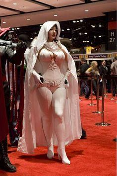 Ghost - Curvy #cosplay