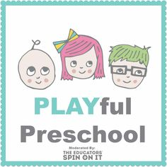 Plan your PLAYFUL PRESCHOOL learning week with the amazing ideas from our fellow kids activity bloggers. These articles were shared with us on the Educators' Spin On It Facebook Sharing Days. Stop by ourFacebook Pageevery Wednesday and click to view posts shared by others on our wall. I know I am always inspired! * Articles …