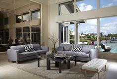 Living Room by Krista Watterworth Design Studio www.kristawatterworth.com
