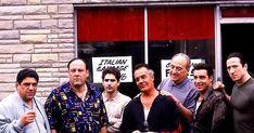 Os Sopranos, Mafia Gangster, Tony Soprano, Viral Videos, Art Pictures, Trending Memes, Tv Series, Funny Jokes, Tv Shows