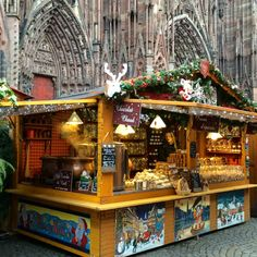 Come experience the magic that is Strasbourg, France at Christmas time. I hope you love it as much as I do! The people, the cathedral the markets are all so wonderful! http://www.pointsandtravel.com/a-love-letter-to-strausbourg-france-for-christmas/